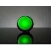 Nupplüliti 60mm, LED valgusega, roheline