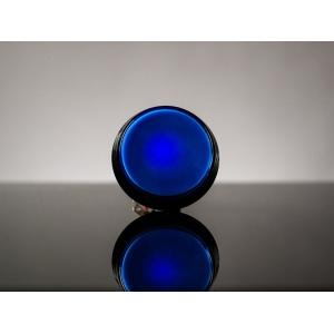 Nupplüliti 60mm, LED valgusega, sinine