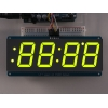 Adafruit 1.2 4-Digit 7-Segment Display w/I2C Backpack - Green