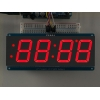 Adafruit 1.2´´ 4-Digit 7-Segment Display w/I2C Backpack - Red