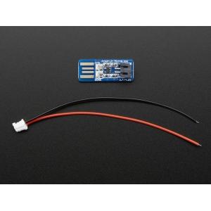 Adafruit Micro LiPo/Li-Ion laadija, USB
