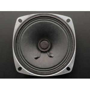 Valjuhääldi 4 Ohm 3W, diam. 75mm
