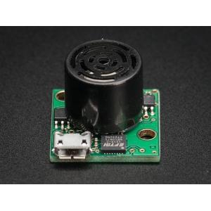 Maxbotix Ultrasonic Rangefinder - HR-USB-EZ1
