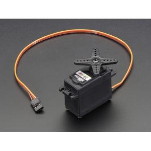 Standard servo, FS5103R, piiramatult pöörlev