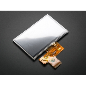 TFT displei 4.3´´ 480x272, puutetundlik, 40p FPC kaabliga sisend