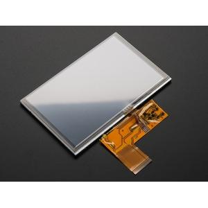TFT displei 5.0´´ 800x480, puutetundlik, 40p FPC kaabliga sisend
