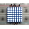 Small 1.2 8x8 Ultra Bright White LED Matrix