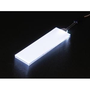 LED tagantvalgustuse moodul, valge, 23 x 75mm