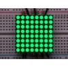 LED maatriks 8x8, 30mm, roheline