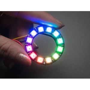 NeoPixel 12 x 5050 RGB LED rõngas