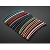 Multi-Colored Heat Shrink Pack - 3/32 + 1/8 + 3/16 Diameters