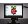 TFT monitor 7´´ 1280x800 IPS, heliga, HDMI/VGA/NTSC/PAL