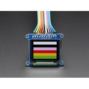 OLED RGB displei 1.27´´ 128x96, MicroSD kaardi lugejaga