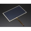 Resistive Touchscreen Overlay - 7 diag. 165mm x 105mm - 4 Wire