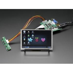 TFT displei 5´´ 800x480, HDMI/VGA/NTSC/PAL