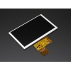 5.0´´ 40-pin TFT Display - 800x480 without Touchscreen