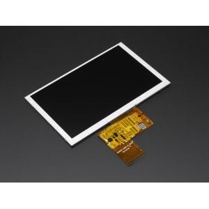 TFT displei 5.0´´ 800x480, 40p FPC kaabliga sisend