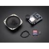 Wave Shield - audio pleier, SD kaardi ja valjuhääldiga