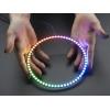 NeoPixel 60 x 5050 RGB LED rõnga 1/4 sektor