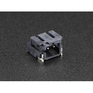 JST PH-2 konnektor, SMD