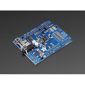 Adafruit Music Maker MP3 Arduino laiendusplaat 3W Stereo võimendiga