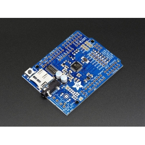 Adafruit Music Maker MP3 Arduino laiendusplaat