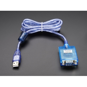 USB - RS232 10V serial konverter, kaabel 1.37m