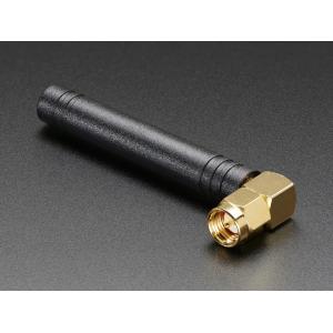 GSM antenn, nurgaga, 850 - 2100MHz, 2dBi, SMA