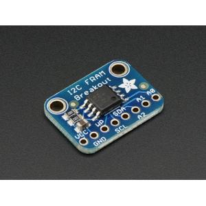 Adafruit I2C FRAM mälumoodul, 256Kbit / 32KB