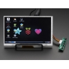 HDMI 4 Pi 7 Display no Touchscreen 800x480 - HDMI/VGA/NTSC/PAL