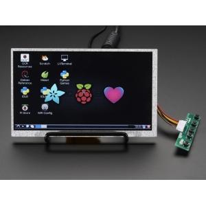 TFT displei 7´´ 800x480, HDMI/VGA/NTSC/PAL