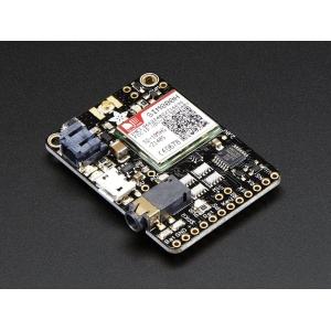 Adafruit FONA - Mini GSM mobiilside moodul, uFL konnektoriga