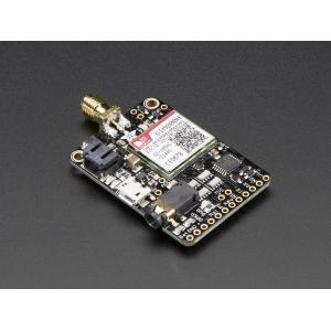 Adafruit FONA - Mini GSM mobiilside moodul, SMA konnektoriga
