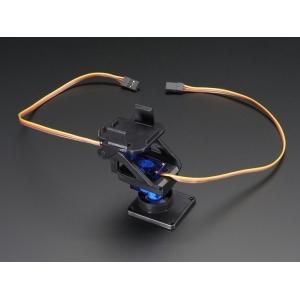 Mini pöörd/kallutus mehhanismi osade komplet, plastik