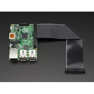 Raspberry Pi GPIO lintkaabel/üleminek 40p - 26p