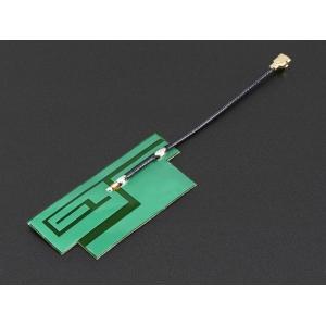 GSM antenn, kleebitav, 850 - 2100MHz, 3dBi, uFL, 75mm kaabel