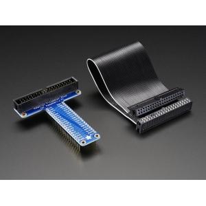 Adafruit Pi T-Cobbler Plus, 40-pin adapter makettplaadiga ühendamiseks