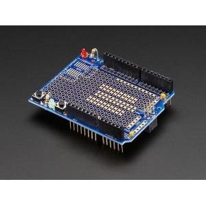 Adafruit Proto Shield R3 - Arduino makettplaadi komplekt