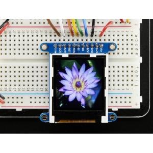 TFT displei 1.44´´ 128x128, MicroSD kaardi lugejaga