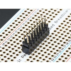 Makettplaadi vahekonnektor, 2x8p 2.54mm