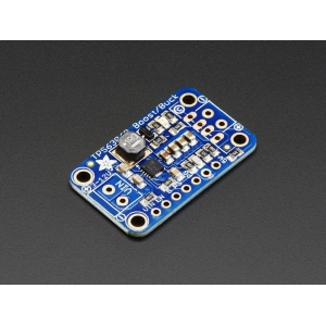 TPS63060 - toitekonverter USB 5V, Vin 3 - 12V