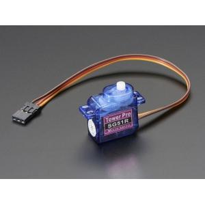 Mikro servo, 4.8V, 5g SG51R