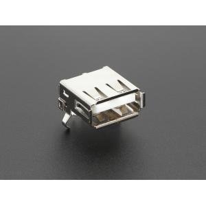 USB Type A pesa trükkplaadile