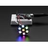 NeoPixel 7 x 5050 RGB LED rõngas