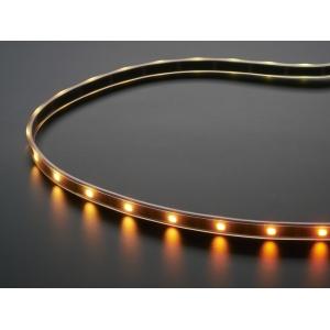 DotStar RGB LED riba, 30 LED/m, must alus, 1m