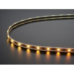 DotStar RGB LED riba, 30 LED/m, valge alus, 1m