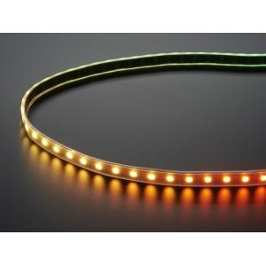 DotStar RGB LED riba, 60 LED/m, must alus, 1m