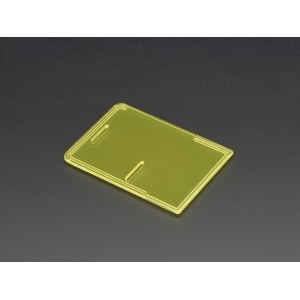 Raspberry Pi Model B+ / Pi 2 Case Lid - Yellow
