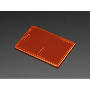 Raspberry Pi Model B+ / Pi 2 Case Lid - Orange