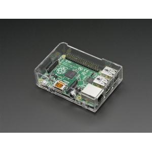 Pi Model B+ / Pi 2 Case Base - Clear